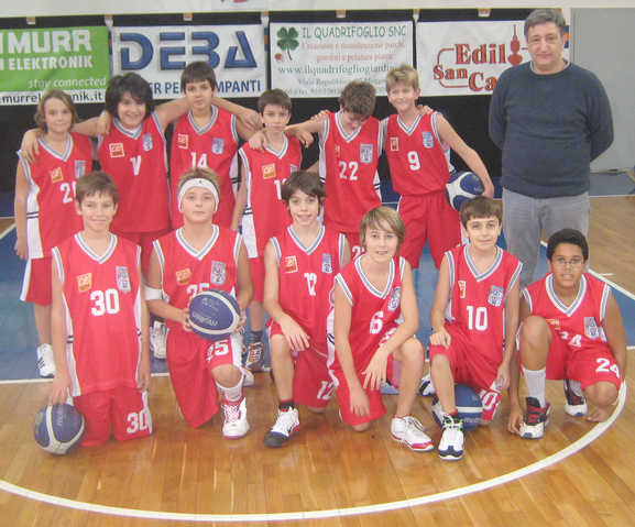 Uisp Basket Milano Calendario.Under13 Uisp Winter A S D Gerardiana Basket Monza